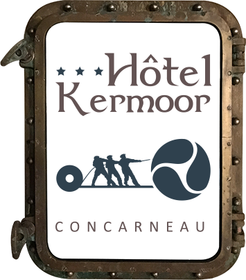 Reservation chambre, Hotel Kermor Concarneau